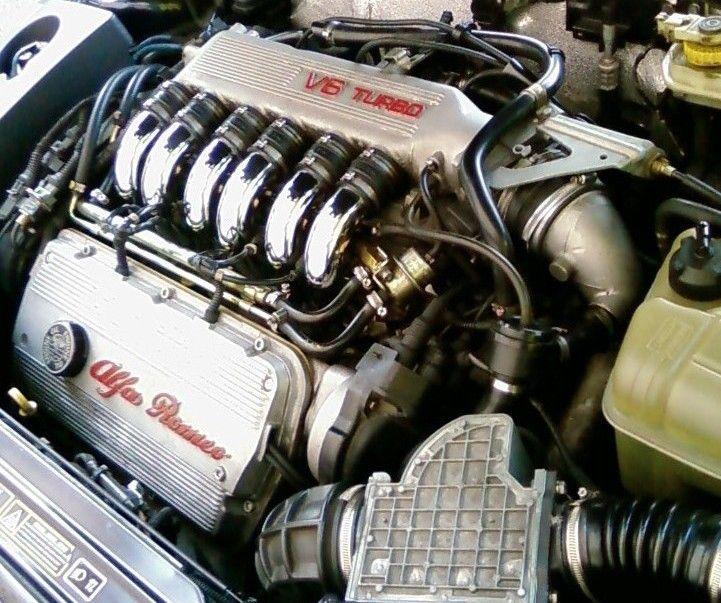 Alfa Romeo Gtv(916) V6 Turbo Lusso (II Serie) (A.R. Roma