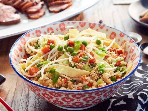 Get Tiffani Thiessen's Cauliflower Fried Rice Recipe from Cooking Channel