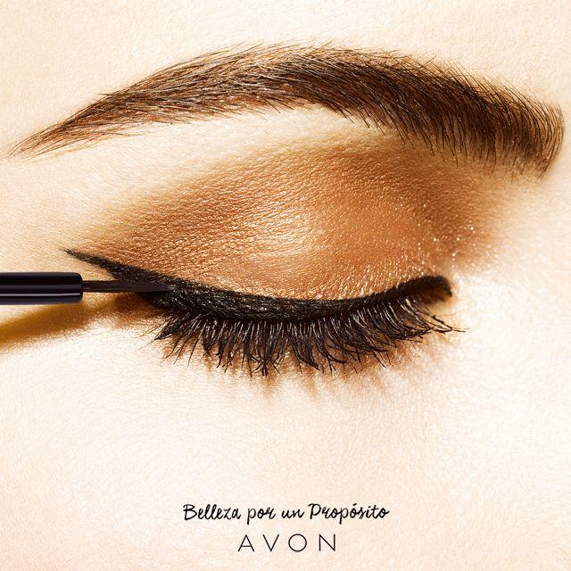 Animate a seducir con una mirada de oro.