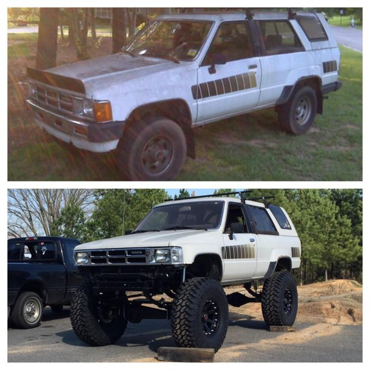 1000 Images About Toyota 4x4 On Pinterest Runners Land