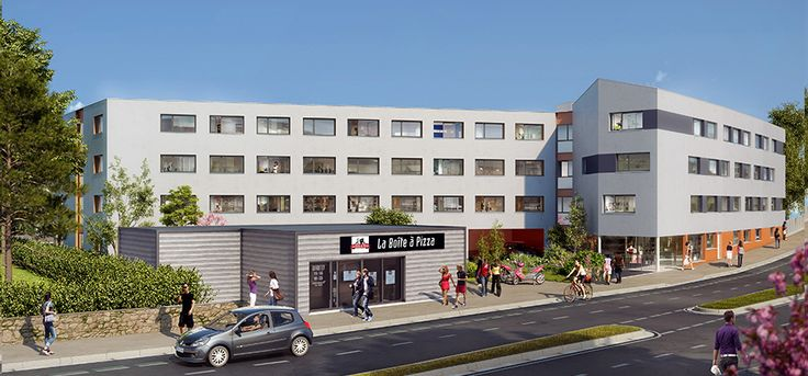 Investir en residence etudiante à Rennes   Bouvard-Censi   valority