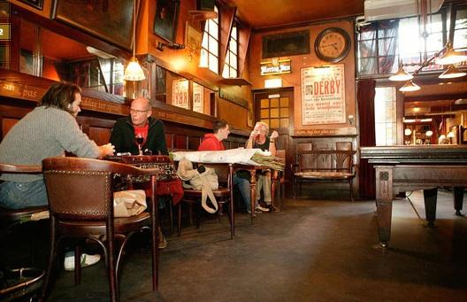 Café de Wolthoorn / Groningen