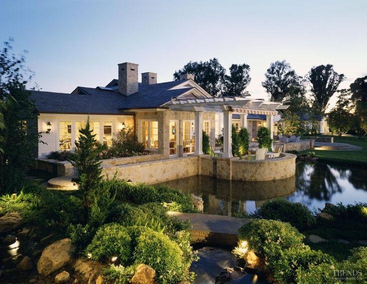 One Of Richard Landrys Grandiose Designs Dream Home