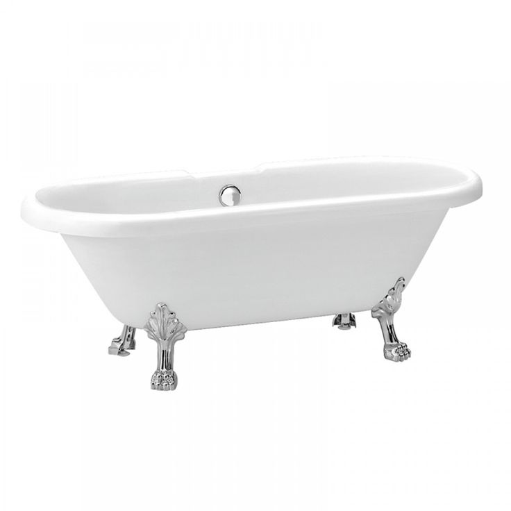 Abingdon Double Ended Roll Top Bath. 1000  images about Soakology Baths on Pinterest   Traditional