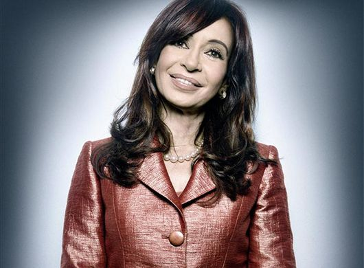Cristina Kirchner, Argentina president