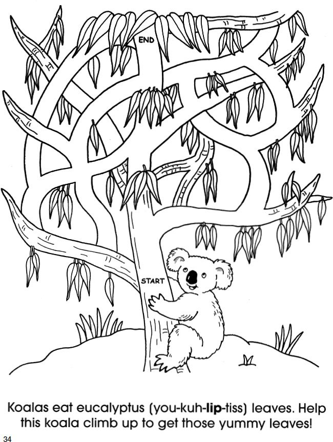 Welcome to Dover Publications  Animal Friends Mazes pg 3