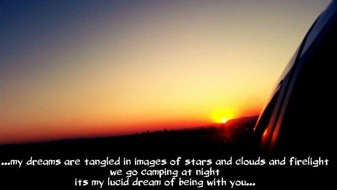 My lucid dreams