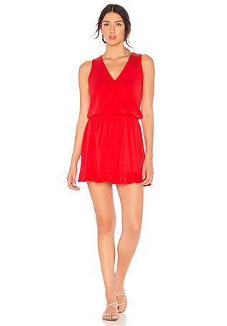3c3af3c21ee Wrap Top Mini Dress
