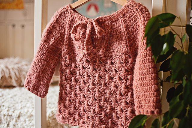 Rain Drops Sweater | Patronen | Hobbii.nl
