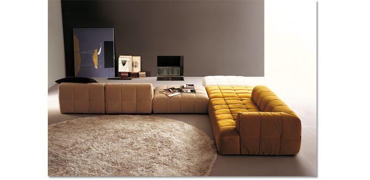 Cini Boeri Arflex strips sofa