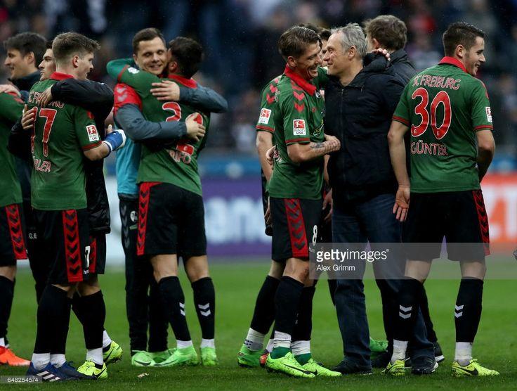 Eintracht Frankfurt v SC Freiburg - Bundesliga Photos and Images ...