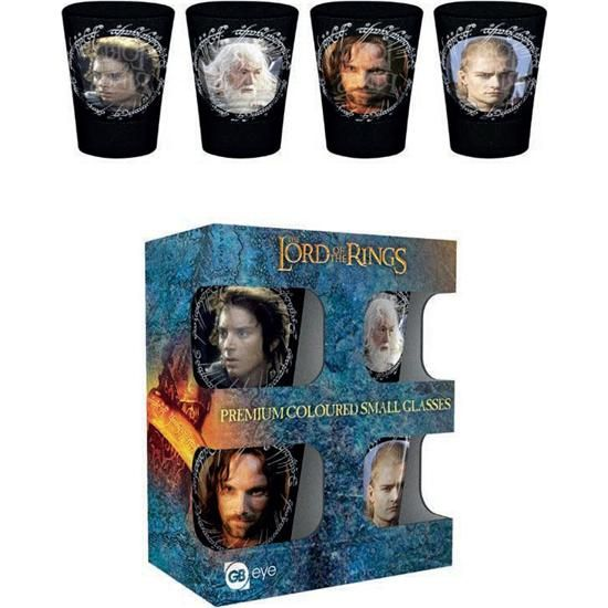 Lord Of The Rings Lord of the Rings 4-Pak Shotglas