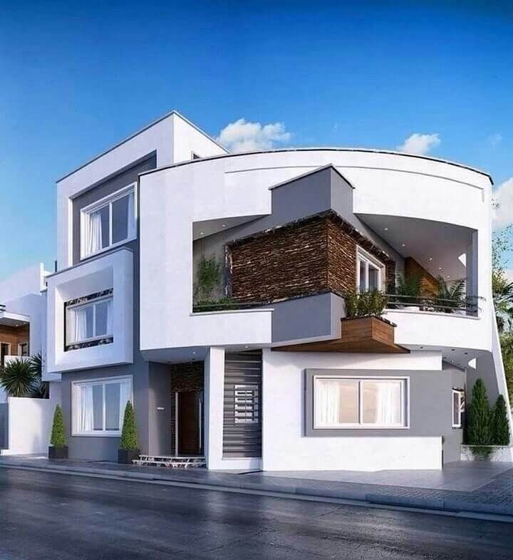 Top 55 Beautiful Exterior House Design Concepts Engineering Discoveries Modern House Design Modern Exterior House Designs Architecture House