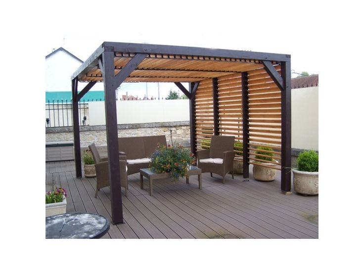 prix peinture maison 150m2 pergola en bois avec ventelles. Black Bedroom Furniture Sets. Home Design Ideas