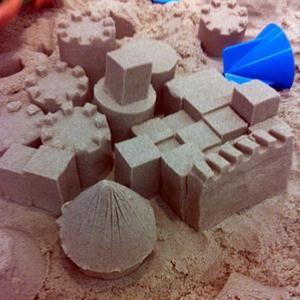 Jonah Kinetisch zand