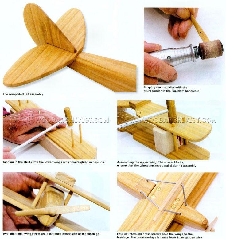 Mejores 120 im genes de planos de aviones en pinterest for Planos de carpinteria de madera