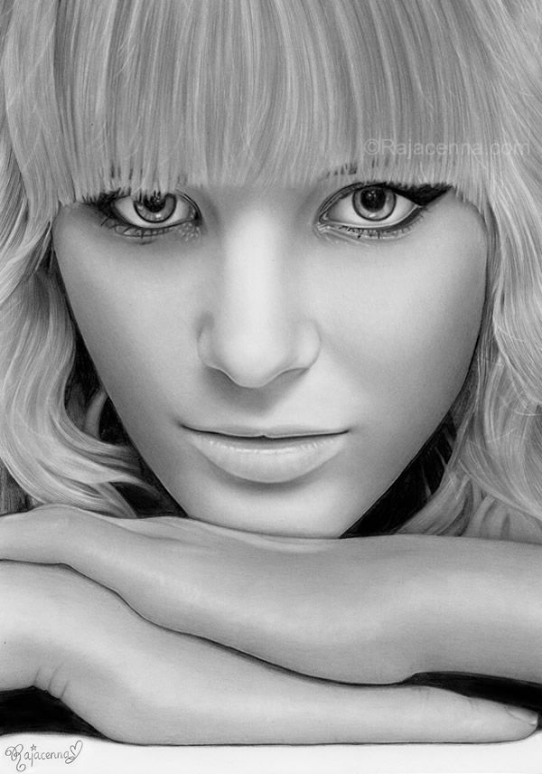 Best Rajacenna Images On Pinterest Pencil Drawings Realistic - Artist uses pencils to create striking hyper realistic portraits