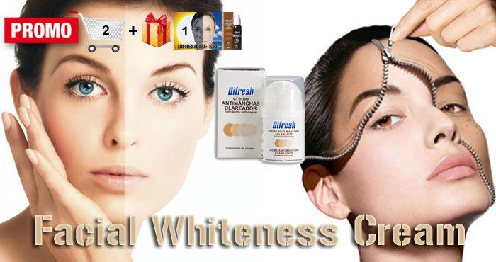 Facial Whitening Cream