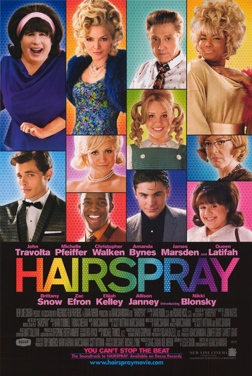 Hairspray (2007) Does anyone know where to find it free online???