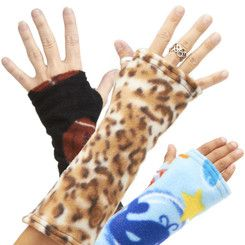 Soft covers for arm casts perfect for night time!