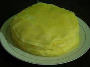 Homemade kulit risoles simple n ga gampang sobek