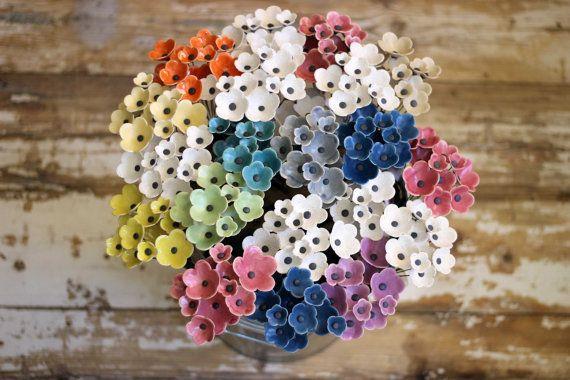 Alternativer Brautstrauss rustikalen Blumenstrauß von TzadSheni