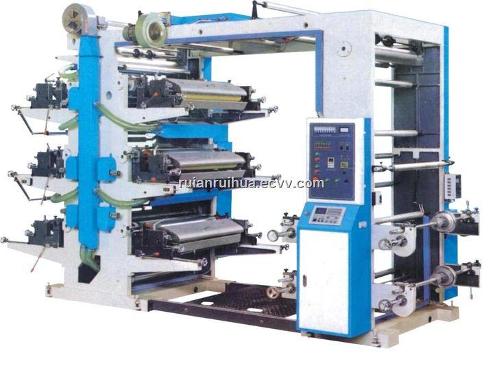 Printing Machine (YT-6600 / YT-6800 / YT-61000) (YT Series) - China Flexo Printing Machine;Printing Machine, JINGDIANRUIHUA