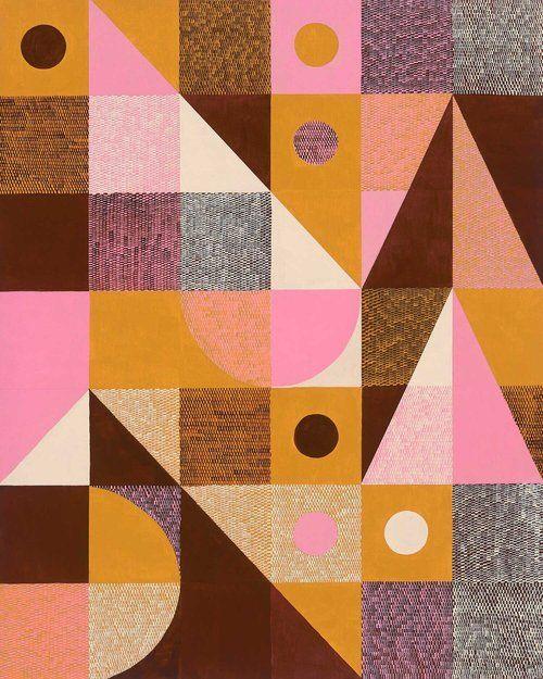 Kels O'Sullivan 'urban tapestry' 2016