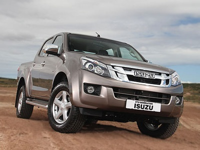 New Isuzu KB rumbles into South Africa