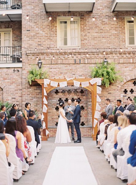 Maison Dupuy Hotel - New Orleans, LA Wedding Venue