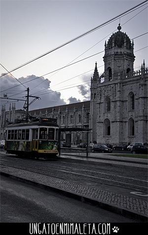 Lisboa en 2 dias | Monasterio de los jeronimos | via: http://ungatoenmimaleta.com/lisboa-en-2-dias-dia-1/