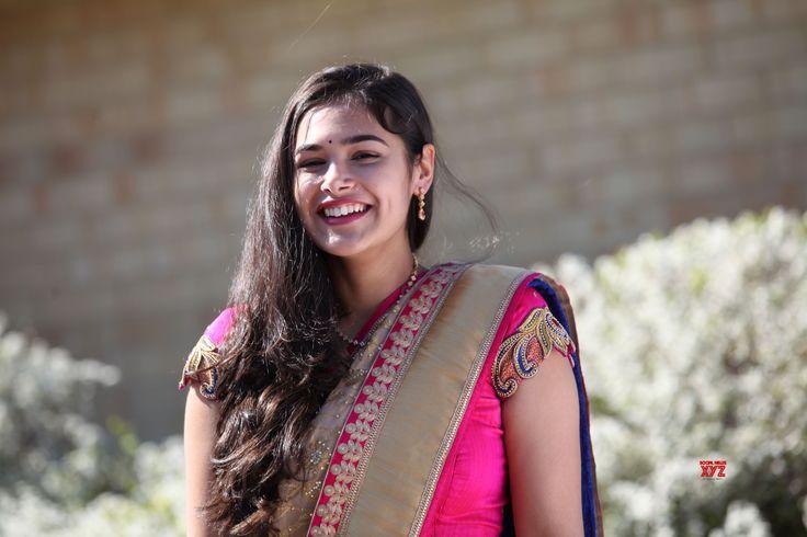 Actress Divi Prasanna Stills From Project C 420 Movie Opening - Social News XYZ