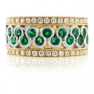 #Emerald is the #Birthstone for May. Find beautiful Emerald jewellery at  http://mother-gifts.net/birthstones-and-gemstone-jewellery