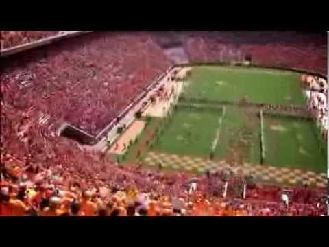 ▶ FINALLY!!! Battle at Bristol - University of Tennessee vs. Virginia Tech at Bristol Motor Speedway - YouTube In my backyard... I'll be there!!!