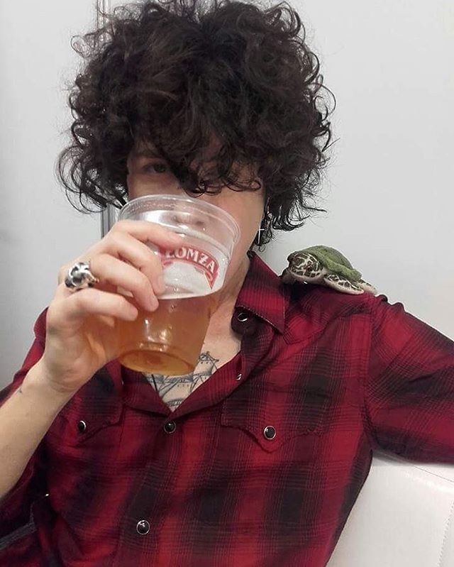 Poland. I like you. I like your beer and the turtles are nice too.   by @morfatuin  and @lpfanclubpl