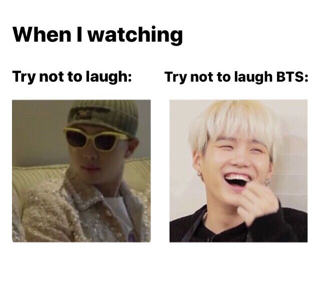 Suga Namjoon Bts Meme In 2020 Try Not To Laugh Memes Bts