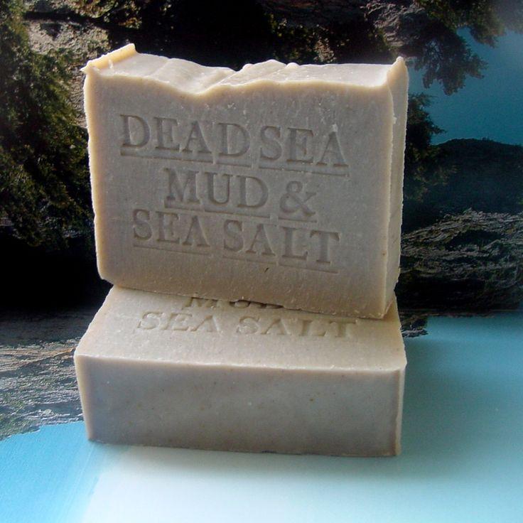 Jabon del Mar morto Con Sal