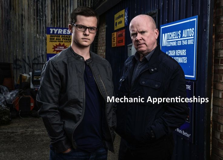 Have you ever considered working in a garage? Well why not start a #mechanic #apprenticeship and who knows you could be working at Mitchells Auto's!