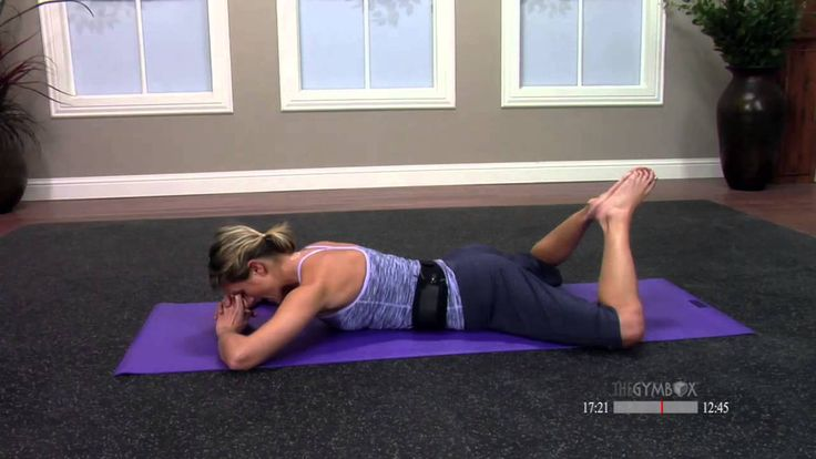 Pilates workout 30 minutes full body with Ashley