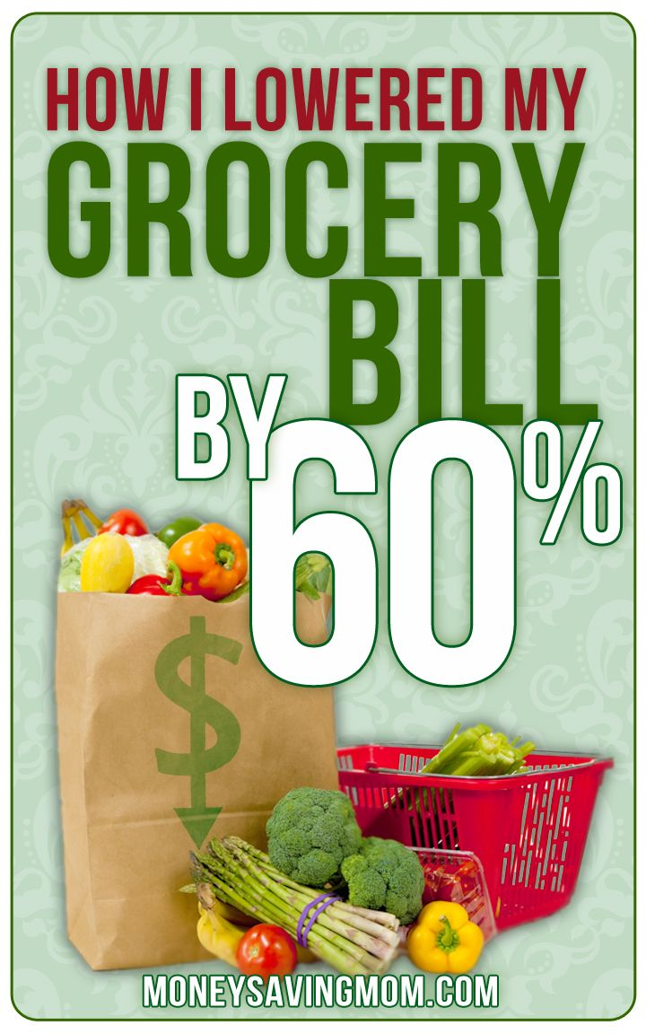 Wow! Simple things anyone can do to lower their grocery spending.