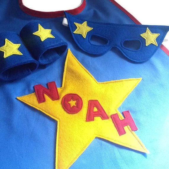 Hey, I found this really awesome Etsy listing at https://www.etsy.com/listing/242981180/superhero-cape-personalised-superhero