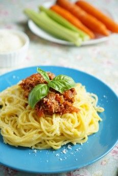 Спагетти болоньезе, правильный рецепт, пошаговые фото