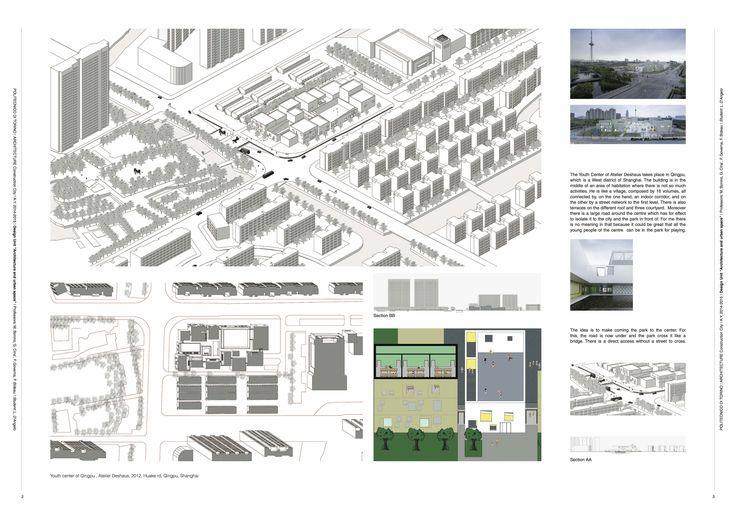 Youth Center of Qinpu, Shangai by Atelier Deshaus, 2012 (Lucas D'Angelo)