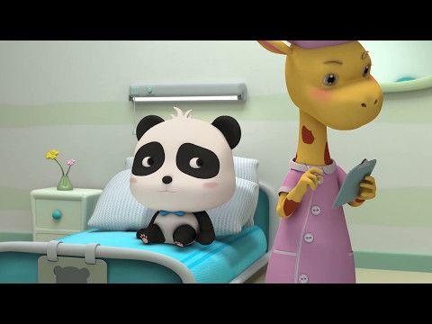 瑪莎與熊 - 1, 2, 3!!點亮聖誕樹吧!! (第3集) - YouTube