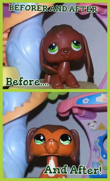 Savannah From lps popular. The Stages!! BEFORE AND AFTER.. #2