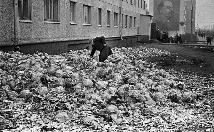 45 clichés saisissants de la vie en Union Soviétique