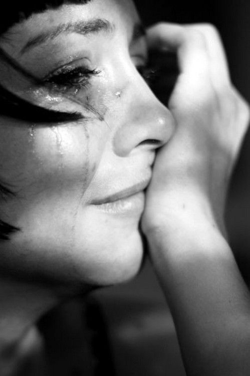 She watched them leave out the window, her best friend and her one true love, together.  Her tears fell in silent rivers down her cheeks, the sorrow and pure hurt overwhelming her entire being