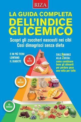 """Cover of """"La guida completa all'indice glicemico"""""""