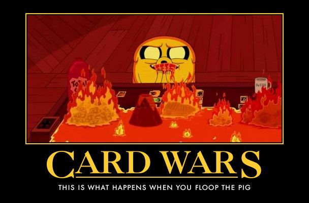 Adventure time card wars by ~narutosd1 on deviantART