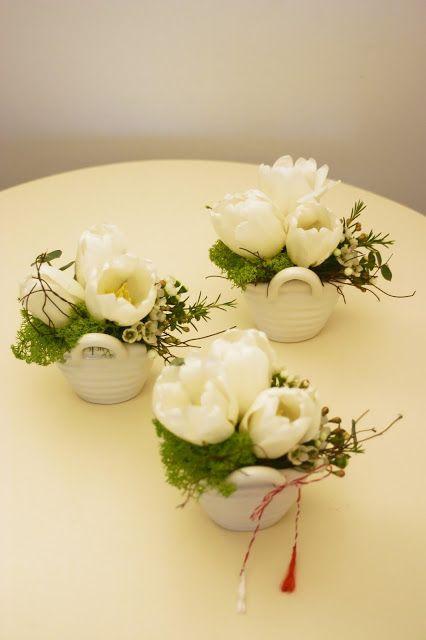 Flowers of Soul: Cosulete cu flori
